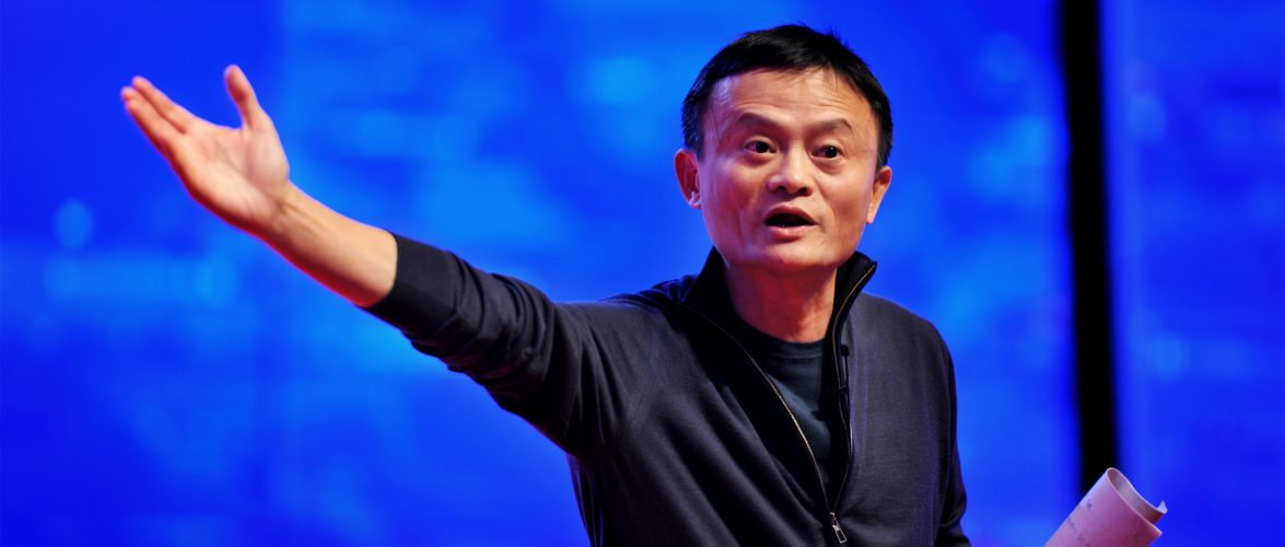 Alibaba's Jack Ma leaves SoftBank Board
